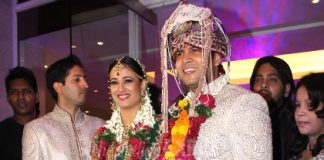 Shweta Tiwari and Abhinav Kohli get married – Photo