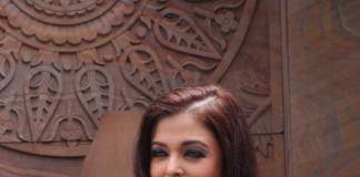 Aishwarya Rai Bachchan attends Lodha project launch