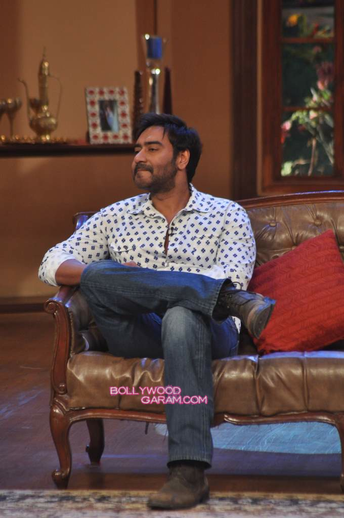 Ajay Devgn Kapil-2