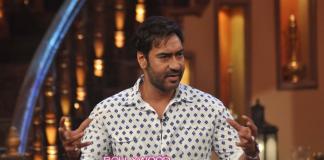 Ajay Devgn promotes Satyagraha on Comedy Nights With Kapil – Photos