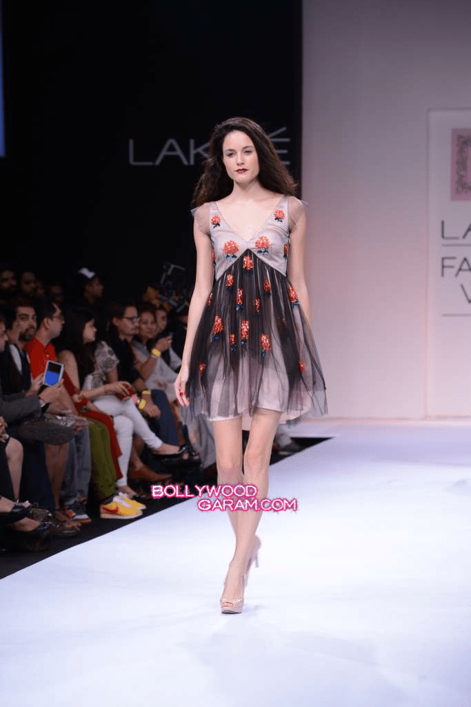 Lakme Fashion Week - Snehla-1