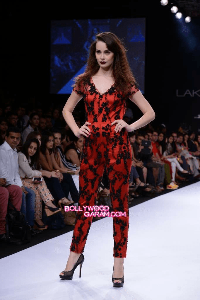 Lakme Fashion Week - Snehla