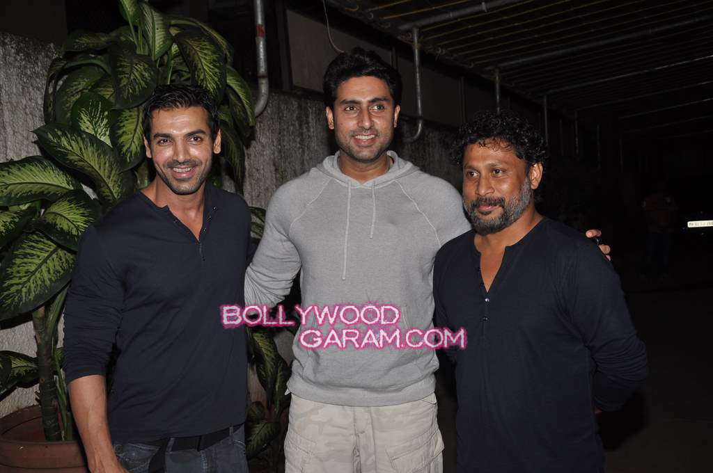 Madras Cafe private screening-1