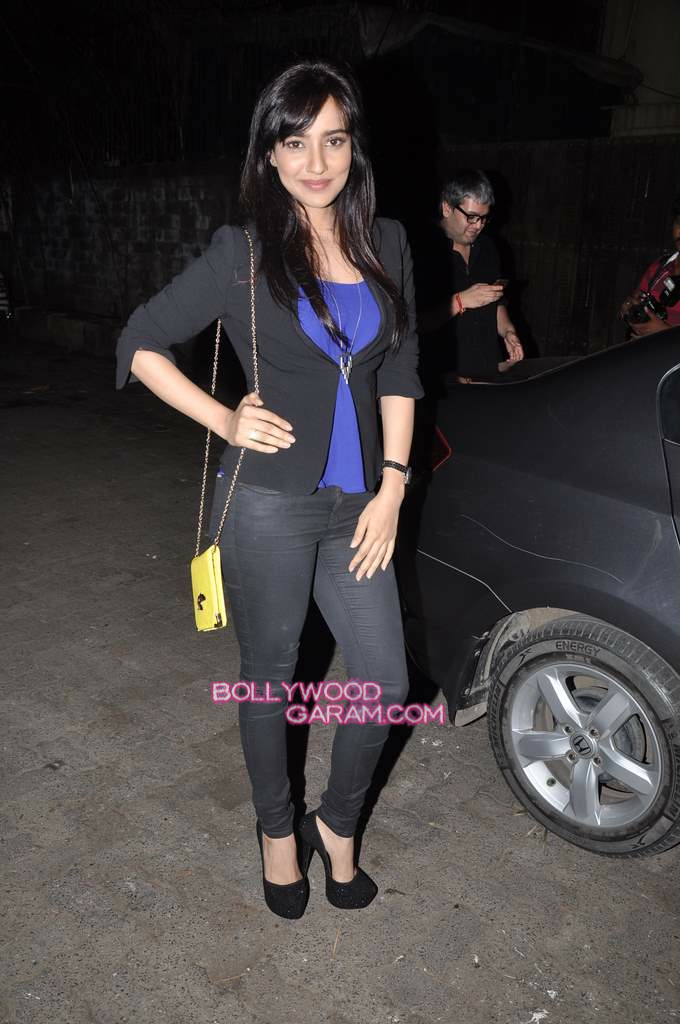 Madras Cafe private screening-2