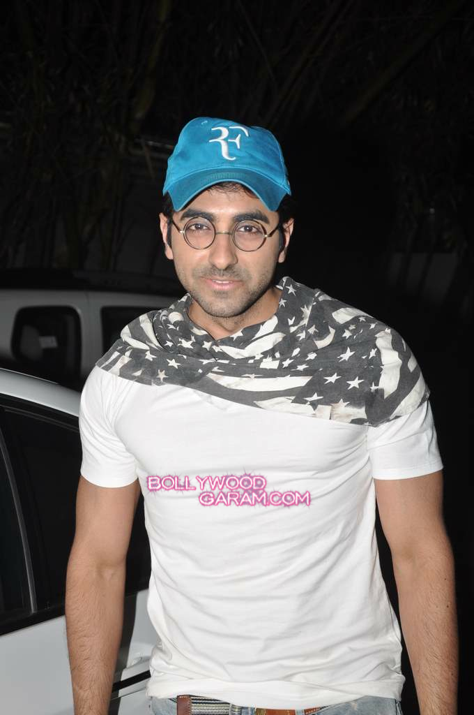 Madras Cafe private screening-4