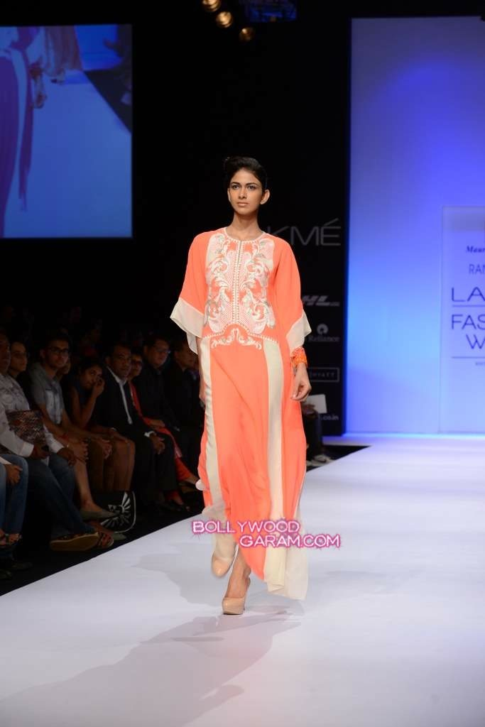 Rana Gill LFW 2013-1