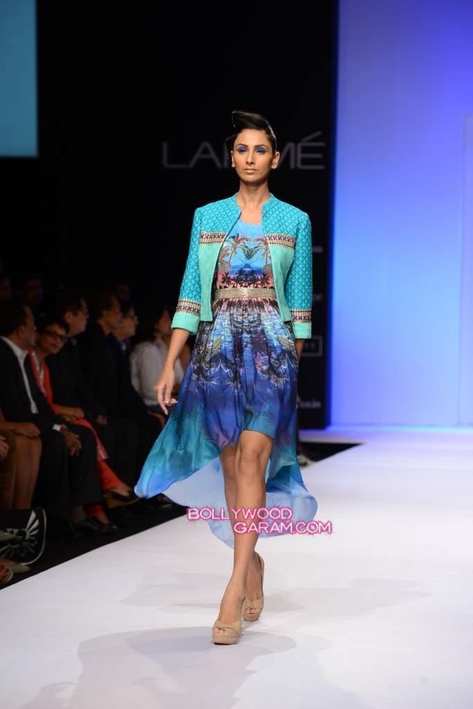 Rana Gill LFW 2013-2