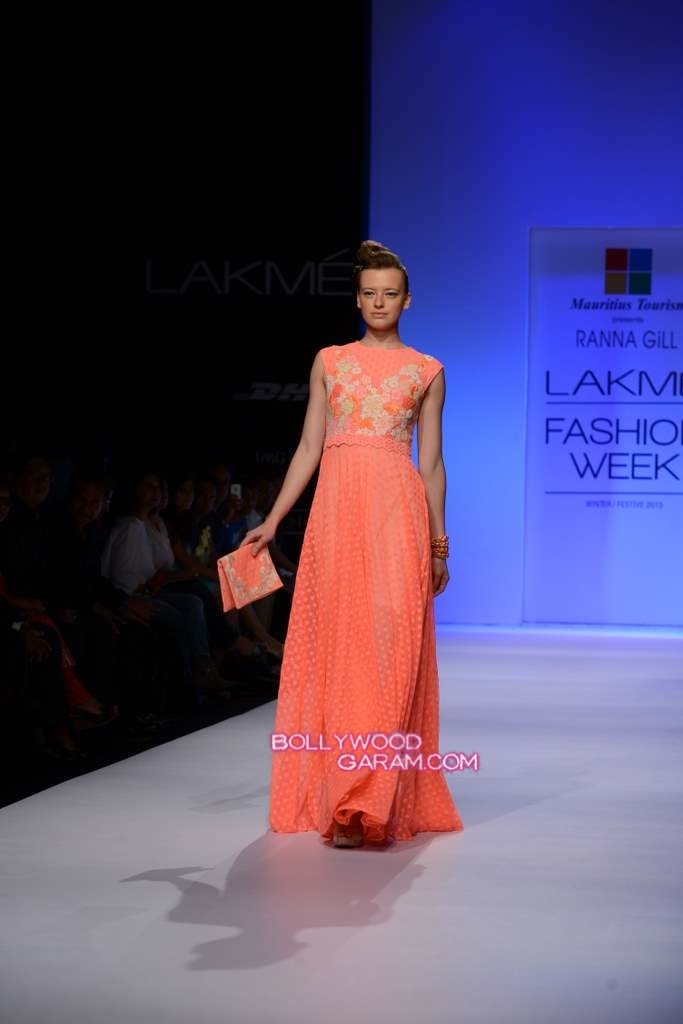 Rana Gill LFW 2013