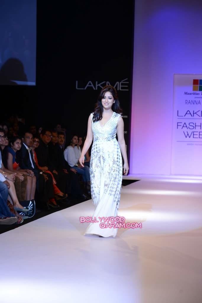 Rana Gill Yami Gautam LFW 2013-3