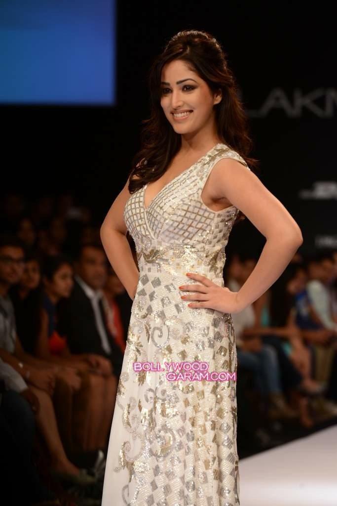 Rana Gill Yami Gautam LFW 2013-4