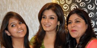 Zaira Diamond's new store inaugurated by Raveena Tandon