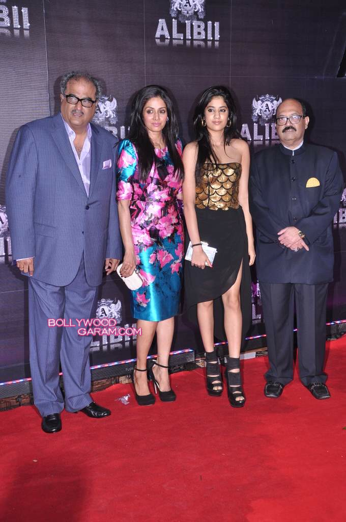 Sridevi English Vinglish party-2