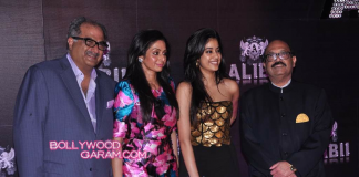 Bollywood celebrities attend Sridevi's birthday party – Photos