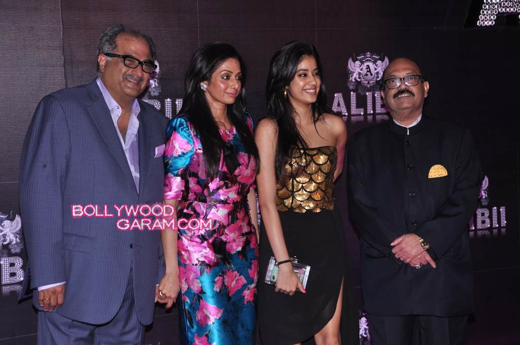Sridevi English Vinglish party-3