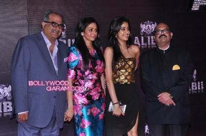 Sridevi English Vinglish party-4