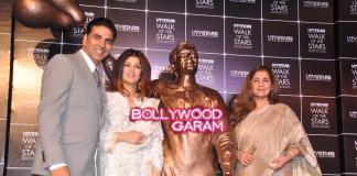 UTV unveils Rajesh Khanna's bronze statue – Photos