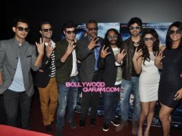 Anubhav Sinha launches first look and trailer video of Warning in 3D