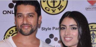 Prateik Babbar and Aftab Shivdasani attend Gold's Gym re-launch