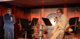 Amitabh Bachchan launches KBC 7 Hot Seat Aapke Shehar van