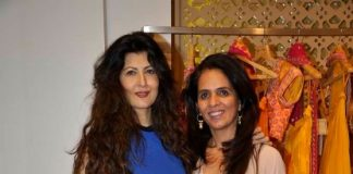 Anita Dongre invites Bollywood friends to jewellery line launch