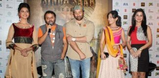 Sunny Deol launches first look of Singh Saab The Great