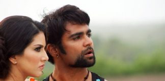 Sunny Leone shoots an intimate scene with Sachin Joshi