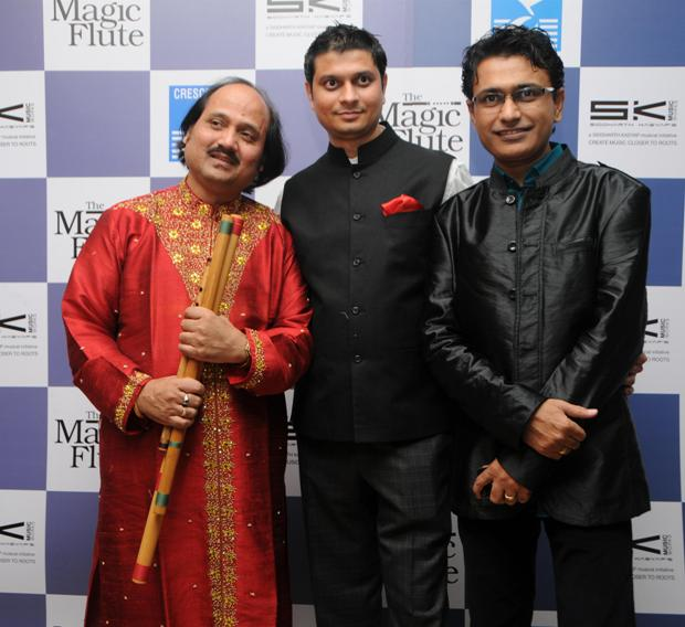 2. Ronu Majumdar, Siddharth Kasyap,  and Atul Raninga DSC_1836