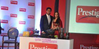 Aishwarya Rai and Abhishek Bachchan appointed as TTK Prestige brand ambassadors