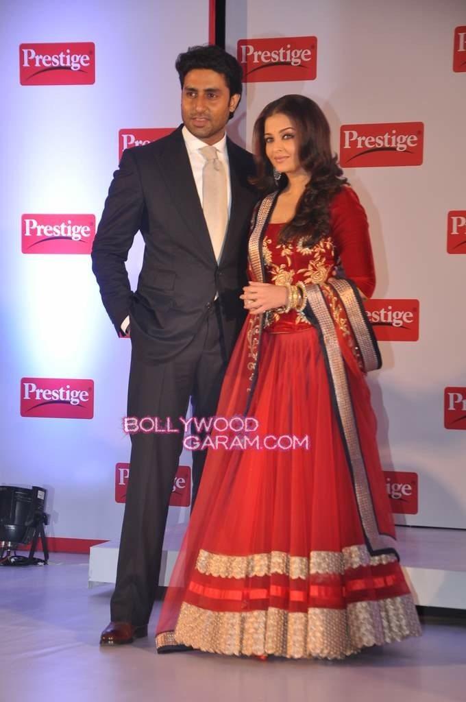 Aishwarya Rai Abhishek Bachchan Prestige -6