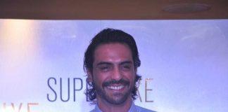 Arjun Rampal launches new Arrow shirt line – Photos