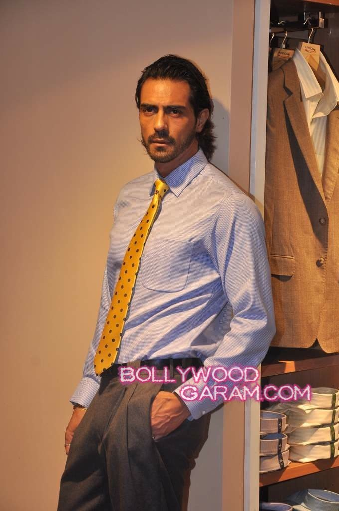 Arjun Rampal Arrow shirt launch-3
