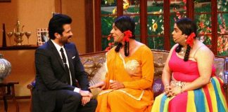 Comedy Nights with Kapil sets damaged due to fire?