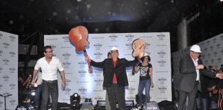 Bollywood stars attend Hard Rock Cafe launch in Mumbai