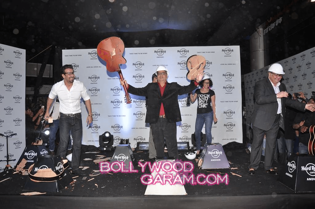 Hard Rock Andheri launch-3