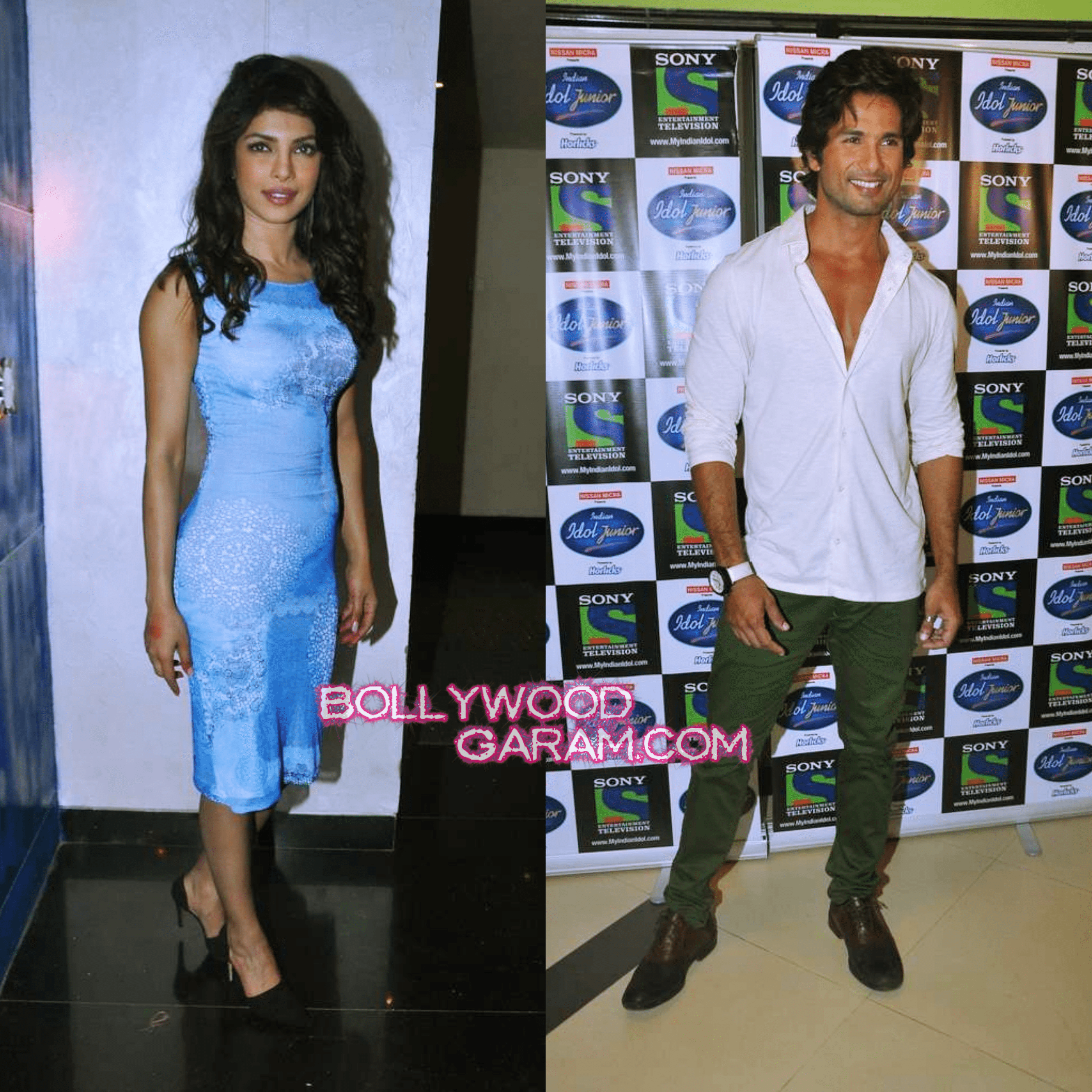 Junior Idol Priyanka and Shahid-5
