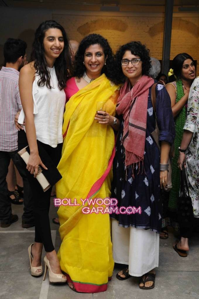Kiran Rao at Chemould