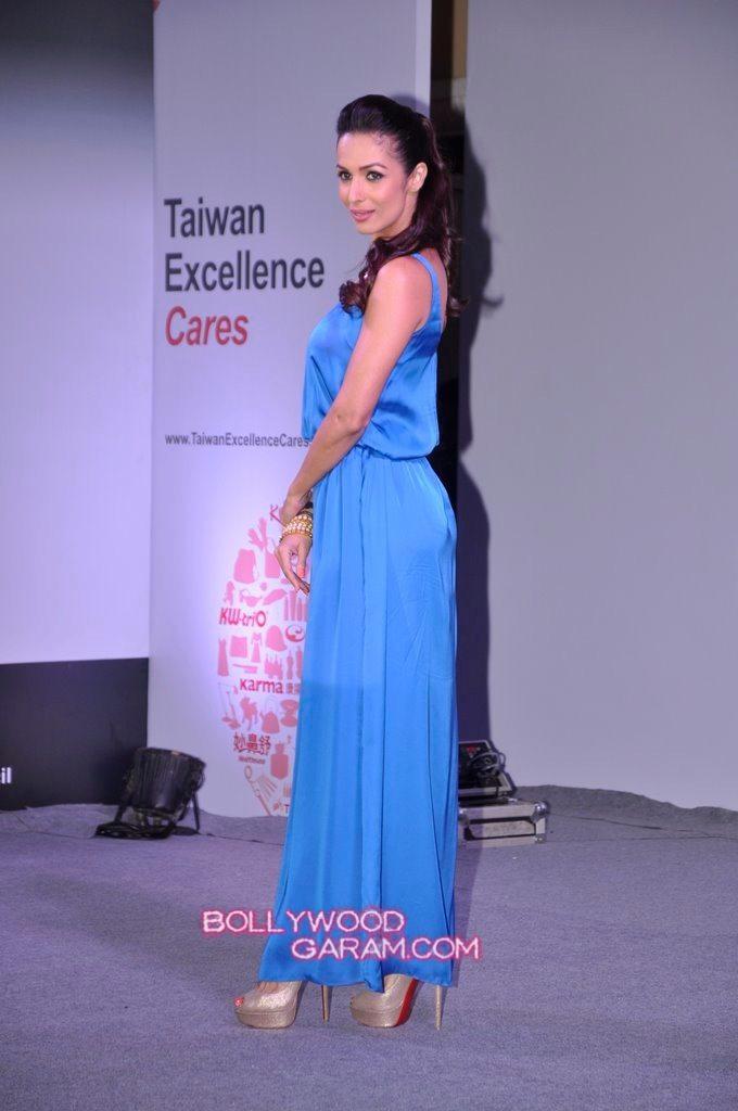 Malaika Arora Taiwan Excelllence Cares-2