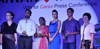Malaika Arora Khan at the Taiwan Excellence Cares campaign launch – Photos