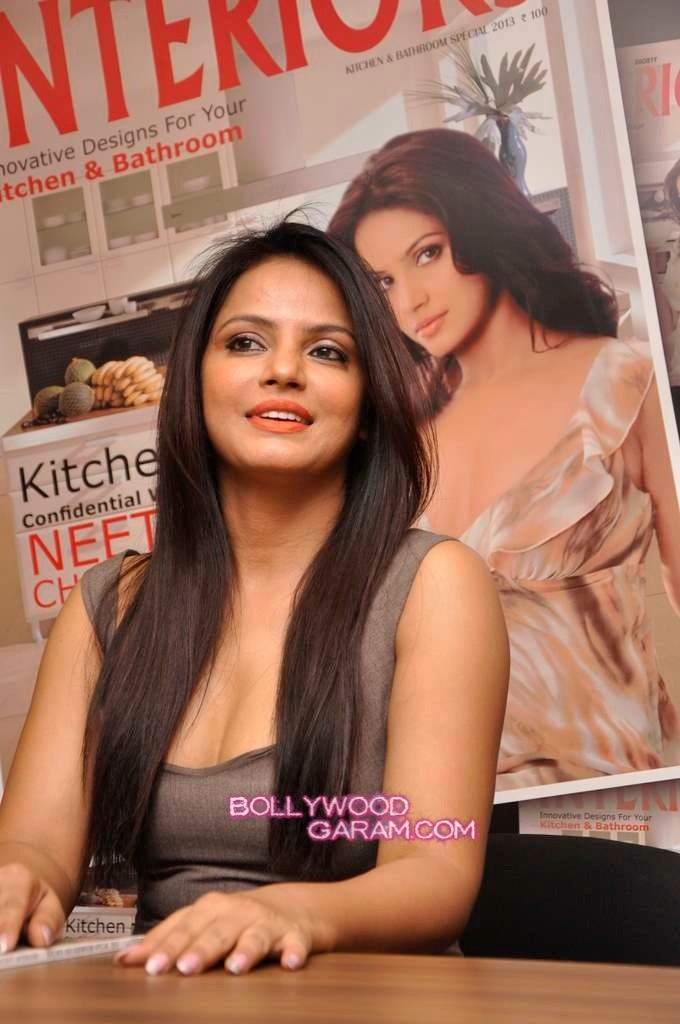 Neetu Chandra Interior magazine-3
