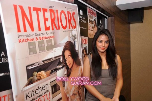 Neetu Chandra Interior magazine-4