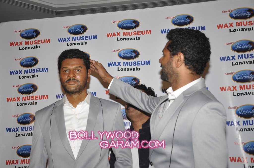 Prabhudeva Wax model-1