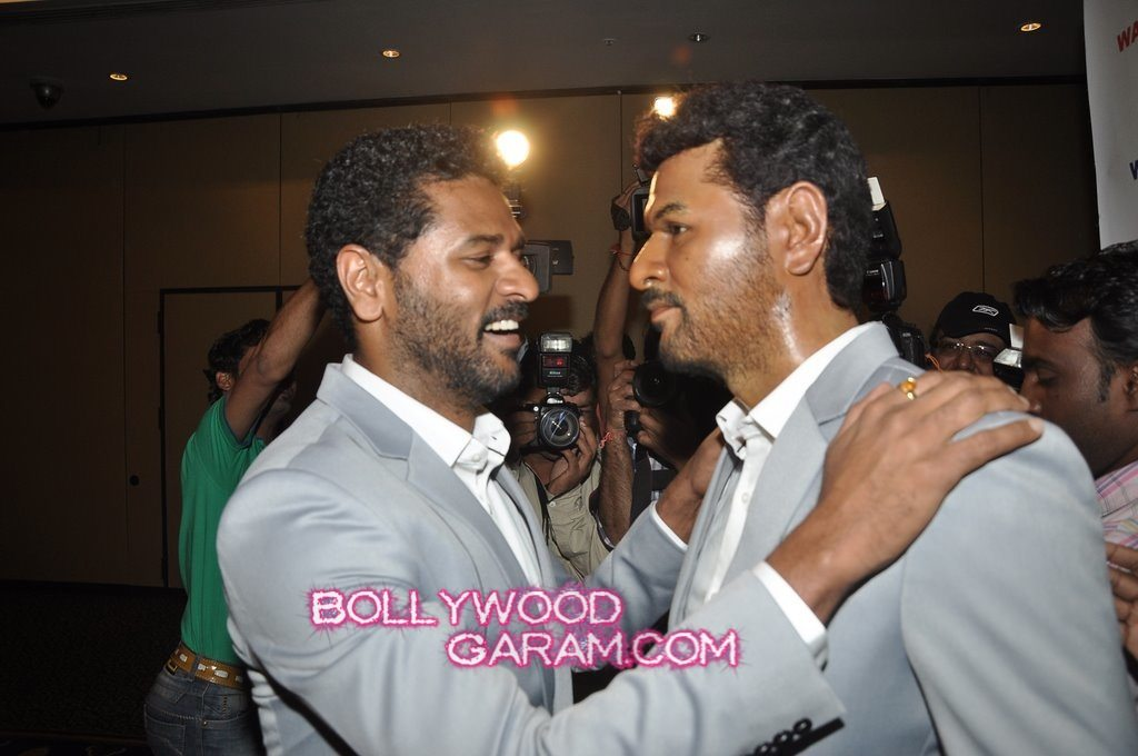 Prabhudeva Wax model-2
