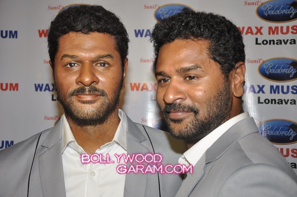 Prabhudeva Wax model-3