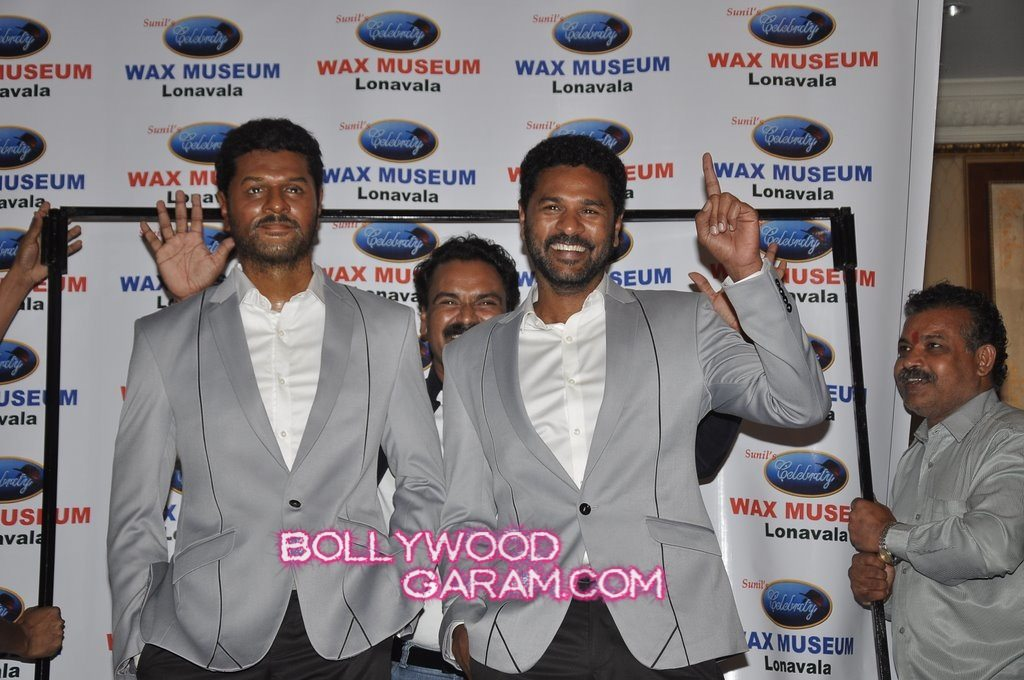 Prabhudeva Wax model-4