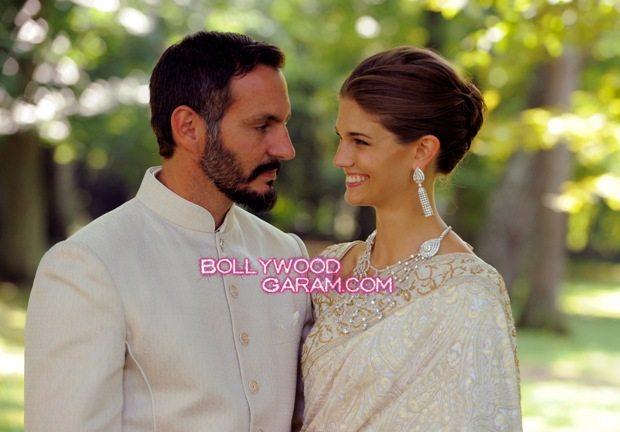 Prince Rahim Khan and Princess Salwa Wedding-1