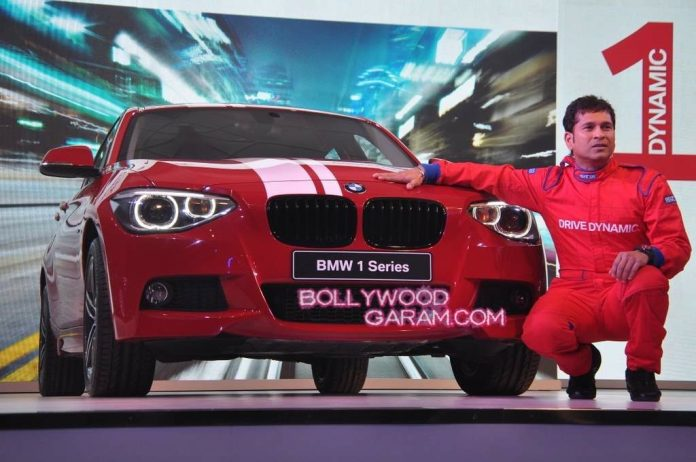 Sachin BMW launch mumbai-1