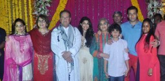 Salman Khan celebrates Ganesh festival with family
