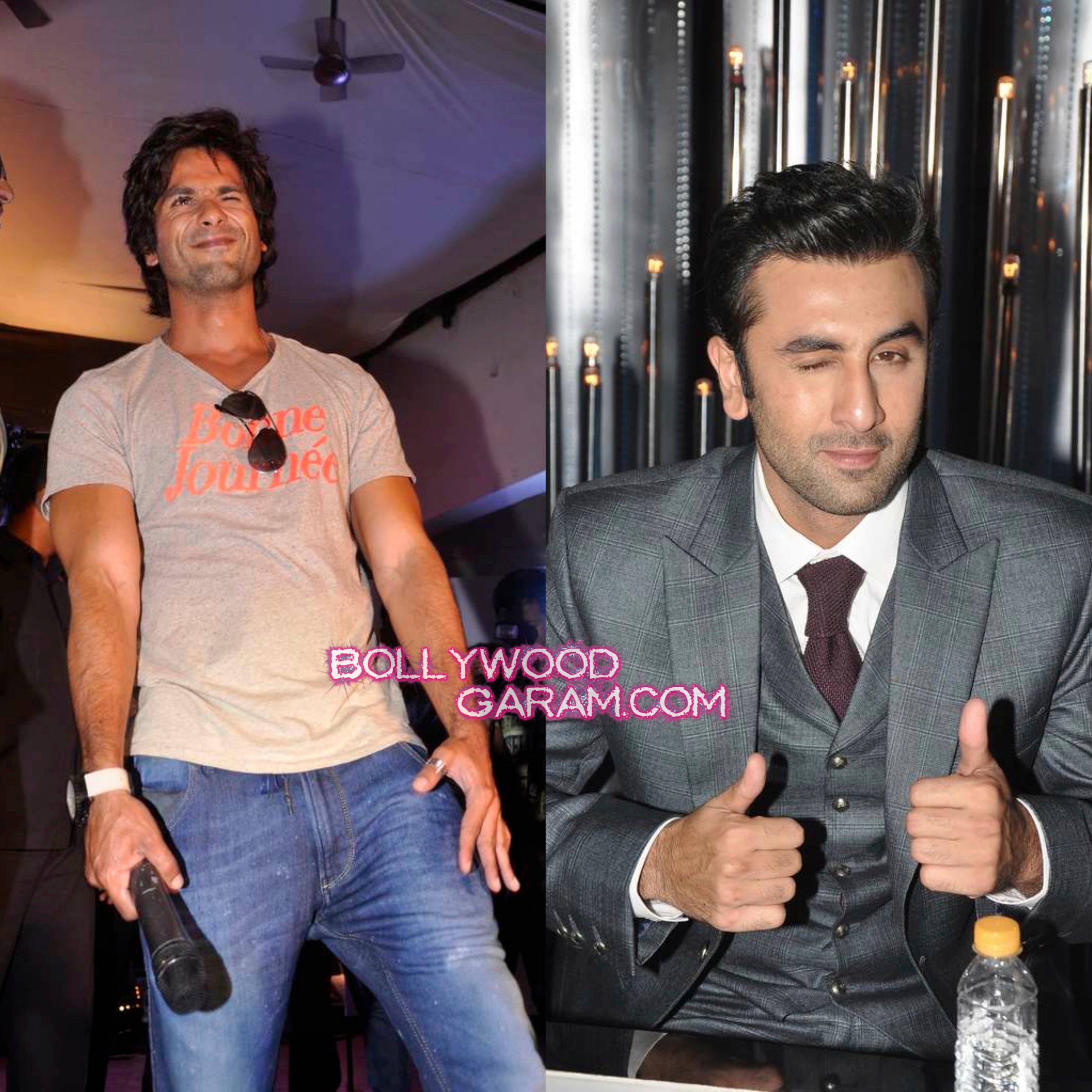 Shahid and Ranbir  AAA 2-1