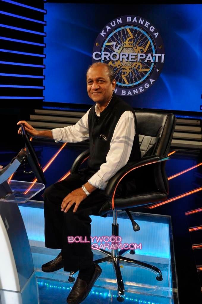 Ssiddharth Basu KBC 7 set-1