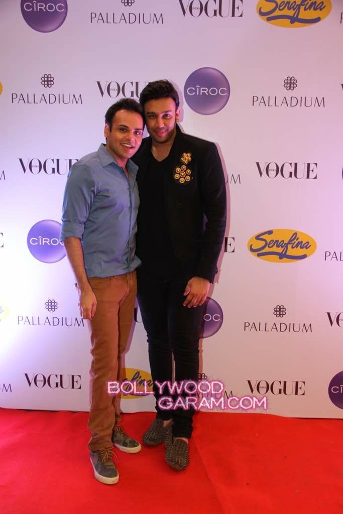 Vogue Fashion Night out 2013-2